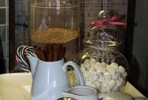 Delish - Hot Cocoa Bar!!  / by Cindy Dunn