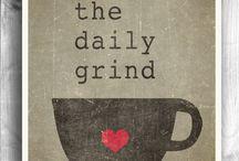 Coffee! / by Lisa DeValkeneer Gray