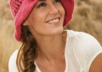Crochet Ladies hats / by Marie Hahn