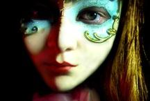 Mascaras / by musa de