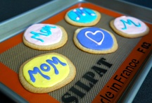 Mother's Day Cookies / by Silpat