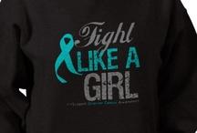 Ovarian Cancer Awareness / by Angela Payne