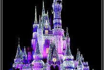 Disney / by Christine Waring
