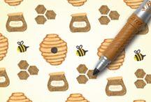 Honey Brown / Honey Brown #bicmarkit / by BIC Mark-It
