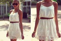 White Dress / by Wyne
