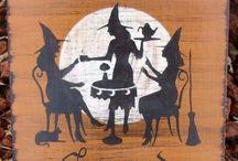 Halloween Craft Ideas / by Debi O'Farrell