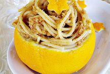 Recipes / by Tina Dell'Armi