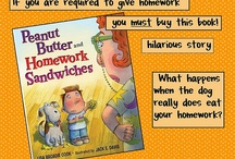 books for school / by Judy Helton