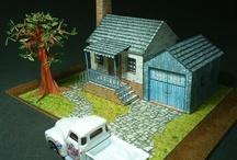 Putz Houses / by Lindi Turnipseed