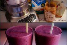 gettin healthy / by Jordyn Maike