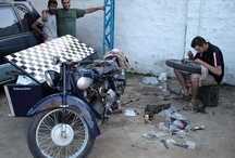 Motorcycles / by Claudia Linse