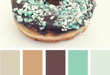 Home - Color Inspiration / by Kristal Frost-Kloski