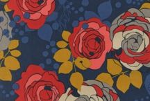 Fabrics / by Josée Carrier