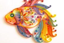 Crafts to try / by Lorene Pokryfka