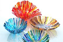Fused Glass - Bowls / by Circle Ranch