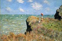 ARTIST : Claude Monet / by Shelly Zeiden