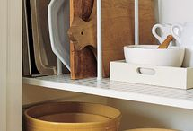 Kitchen organization / by Heather Schoonover