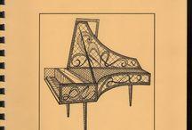 muziek instrumenten / by Lidy Ellens