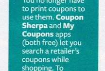 Coupons / Coupons couponing  / by Reine Sora
