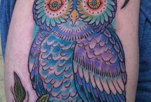 Owls / by Rebekah Purple