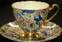 Come have tea with me / by Corry-Ann Ardell
