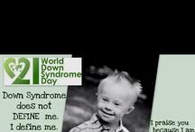 SLP Downs syndrome  / by Lisa Varo, SLP