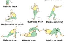 stretching / by Jorge Rpo