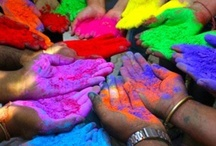 Colors around the world / by Daniela Apestegui
