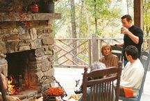 My Country Living Dream Porch / by Linda Arm