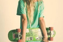 ~Skate~ / by Violet Sequoia
