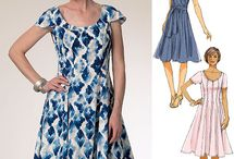 sewing patterns / by Denise Arnold