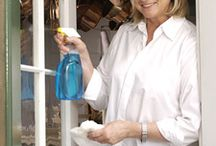 DIY - CLEANERS / How to clean just about anything the natural way / by Crafty Grandma