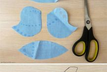 Bird sewing patterns / by Mellisa Woodhouse