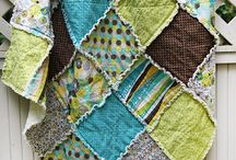 Quilts/blankets / by Amy Hintz