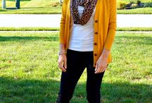 Fall Outfits / by April White