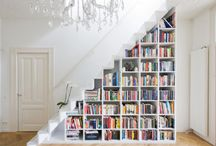 Staircase Things / Maybe the most underused space in the house.  / by Amanda Russell