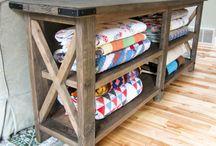 DIY furniture  / by Angela Baughman