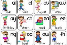 kindergarten ideas / by Sarah Fell