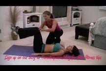 Fitness and Inspiration / by Tina Topolewski