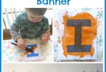 Toddler Craft Projects / by Lisa Ratner