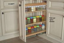 Creative Storage / by Cabinet Giant