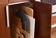 HOME - Kitchen / Organization and ideas for the kitchen.   / by Deirdre Long