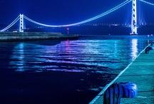 Bridges / bridges I like, I especially like suspension bridges / by Barbara Mills