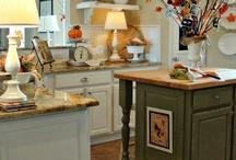kitchen decor / by Michelle Risdon