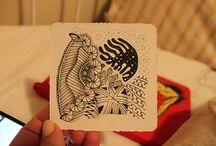 Zentangles / by Tasmin Rootman
