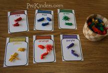 i is for / by kristin :: preschool daze