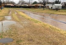 Rain in Wichita Falls! / We finally got a good dose of rainfall last Saturday. These images prove it. / by Times Record News