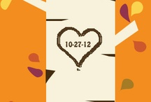 Invites & Save the Dates / by Meagan Nyland