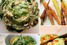 Vegetables  Recipes / by Luciana Molier