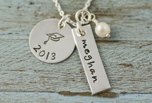 Graduatation Jewelry / by Something About Silver